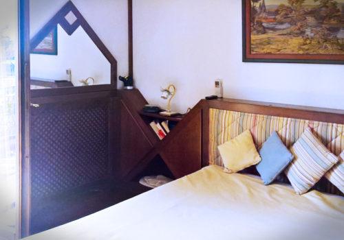 Rivestimento camera da letto